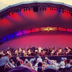 Symphony on the Prairie 4 weeks in a row. We may need an intervention.