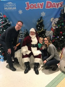 Family Santa